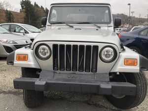 2006 Jeep Wrangler for Sale in Pittsburgh, PA