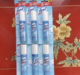 To Go Lysol for Sale in Chelmsford,  MA