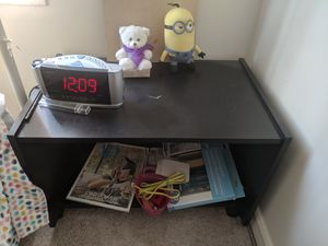 side table set of 2, 5 dollars each for Sale in Adelphi, MD