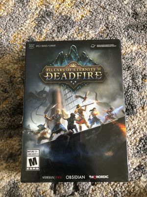 Brand New Pillars of Eternity 2 DEADFIRE for Sale in Charlotte, NC