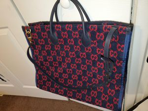 Gucci Wool Tote 🔥🔥🔥🔥 for Sale in New York, NY