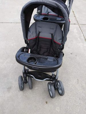 Baby trend double stroller for Sale in Charlotte, NC