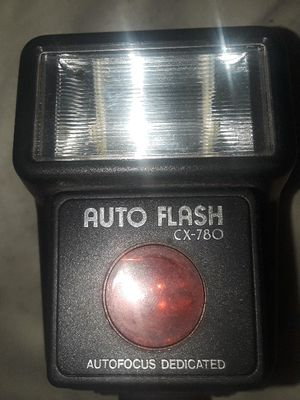 Canon EOS.auto flash for Sale in Pittsburgh, PA