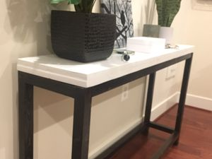 Handmade console table for Sale in Clarksburg, MD