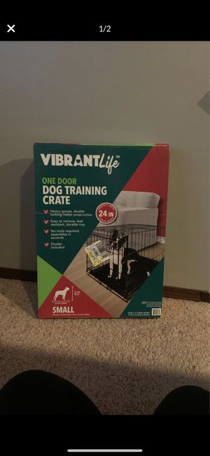 Dog crate for Sale in Orting, WA