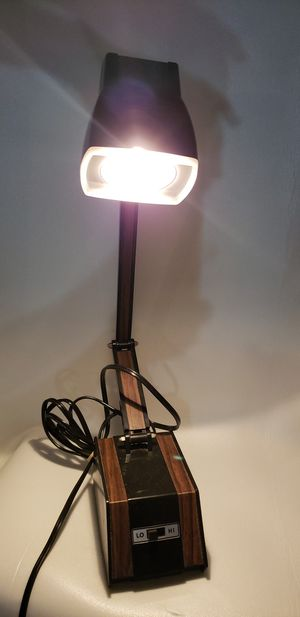 Vintage desk task lamp for Sale in Orlando, FL