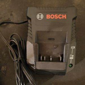 BOSCH 18V Lithium-lon Battery Charger for Sale in Alpharetta, GA