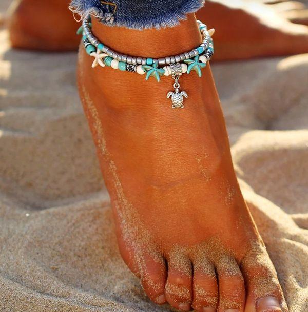 Anklet Bracelet Beach Jewelry