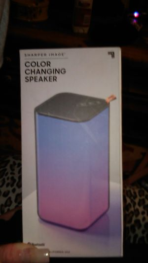Color changing speaker for Sale in Chatsworth, CA