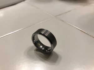 Tungsten Carbide wedding band for Sale in Whitmire, SC