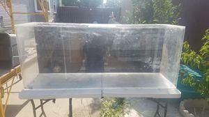 110 Gallon acrylic aquarium fishtank fish tank for Sale in Chula Vista, CA