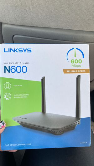 Linksys Router for Sale in Medina, OH