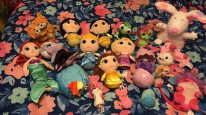 Disney stuffed princess & more! for Sale in Holly Springs, NC