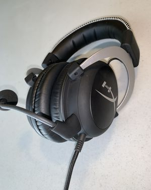 HyperX CloudX Gaming Headset (Microphone Included) for Sale in Washington, MD