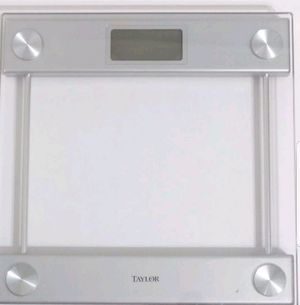 Taylor Digital Glass Chrome Precision Scale for Sale in San Diego, CA
