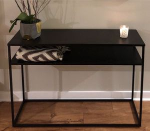 Black console table for Sale in Washington, DC