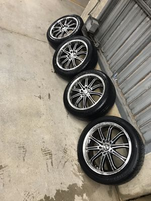 rims 17 MAXXM racing for Sale in Prospect Heights, IL