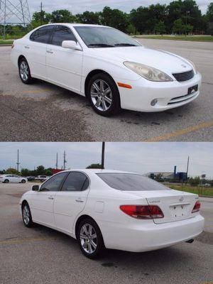 2005 Lexus ES 330 Sedan LOW DOWN CLEAN TITLE Runs PERFECT for Sale in Bellaire, TX
