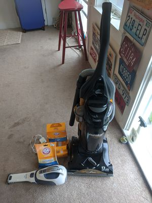 Vacuum with free handvac for Sale in Seattle, WA