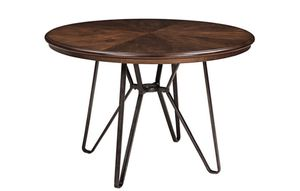 Ashley Furniture Dining Table Wood New with small defect that can be fixed with a tool for Sale in Raleigh, NC