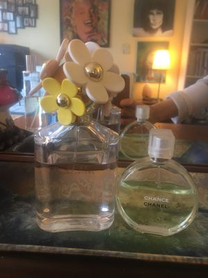 Chanel Chance Perfume and Marc Jacobs Daisy for Sale in Lititz, PA
