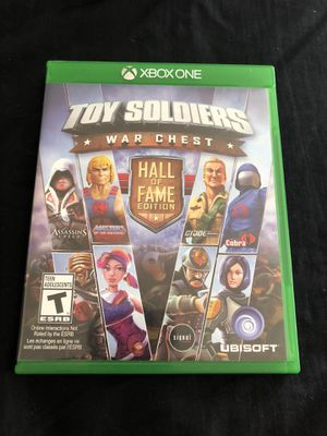Toy Soldiers War Chest XBOX ONE for Sale in St. Louis, MO