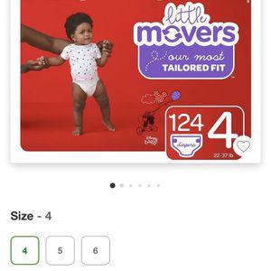 Huggies Little Movers for Sale in Murfreesboro, TN