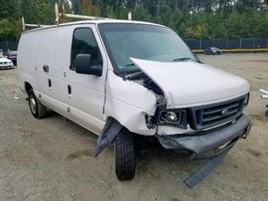 2003 FORD ECONOLINE E250 VAN 5.4L B01796 Parts only. U pull it yard cash only. for Sale in Temple Hills, MD