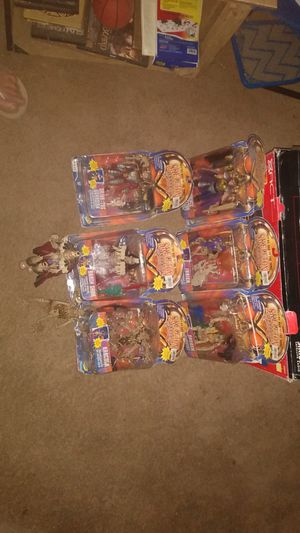 Collectable action figures for Sale in Hesperia, CA