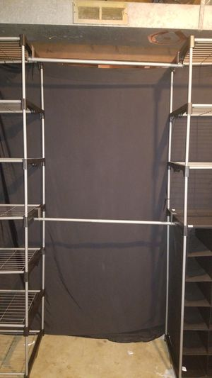 Closet organizer for Sale in Lynnwood, WA