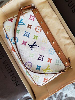 Louis Vuitton Multicolored Pochette Bag for Sale in Covina, CA