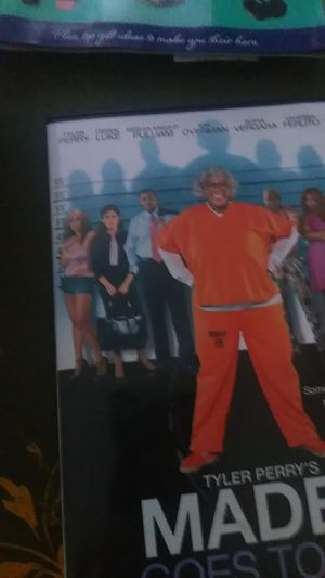 DVD Made goes to jail for Sale in Hurt, VA