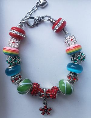 Gay Pride/rainbow Charm Bracelet for Sale in Baltimore, MD