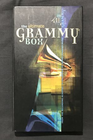 CDs 💿 Grammy Box for Sale in Queens, NY