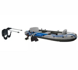 Excursion 5 inflatable Boat Motor Mount for Sale in Boynton Beach, FL