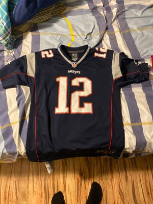 Blue patriots jersey for Sale in Springfield, MA