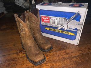 Tony Lama Work Boots sz 10 1/2 for Sale in El Paso, TX