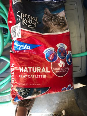 Cat litter for Sale in Brentwood, CA