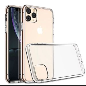 Iphone 11 Max Pro Clear TPU Silicone case for Sale in Vancouver, WA