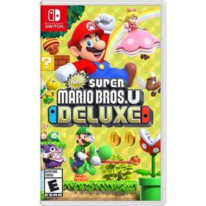 Super Mario Bro's U deluxe Nintendo switch for Sale in Atlanta, GA