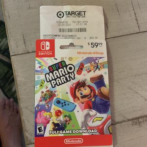 Super Mario Party for Sale in Oceanside, CA