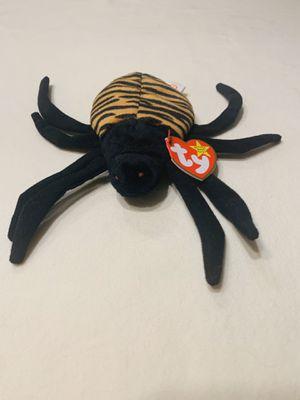 """Spinner"" Spider TY Beanie Baby 1996 Retired for Sale in Austin, TX"