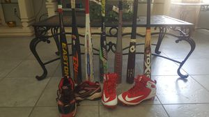 Baseball gear for Sale in Chula Vista, CA