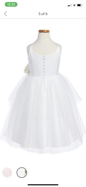 Us Angels Flower Girl Dress | Size 5 for Sale in Bothell, WA