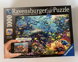 1000 Piece Ravensburger Puzzle Underwater Scene for Sale in Tucson, AZ