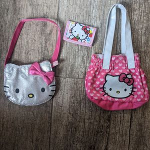 Two Hello Kitty Purses And A Wallet for Sale in Surprise, AZ