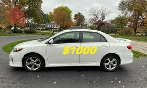 🍁Super Car/Super Offer'2012 Toyota Corolla AWD❗Strong❗🍁!FWDWheelss!🍁 for Sale in Prunedale, CA