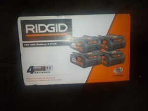 Ridgid batts for Sale in Levittown, PA