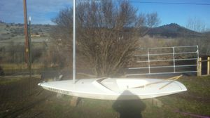 Minifish sailboat for Sale in Hornbrook, CA
