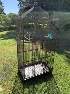 Extra Large BIRD CAGE for Sale in Wylie, TX